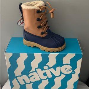 Native Jimmy 3.0 Treklite Boot Size Kids 8 (C8)